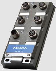промышленный Ethernet-коммутатор MOXA EDS-305-M12