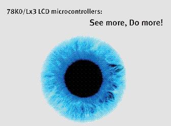 Новые микроконтроллеры с драйвером ЖКИ и 16-разрядным ΔΣ АЦП от NEC