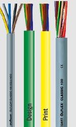 Продукция Lapp Kabel: Flexible Cables - PVC sheathed cables with coloured cores