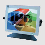 Продукция IPO Technologie: Industrial Monito - Industrial Metal Box Display