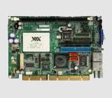 Продукция IPO Technologie: Industrial CPU board - PCISA CPU Board