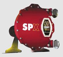 Продукция Bredel: Шланговый насос SPX 25