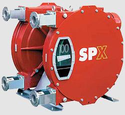 Продукция Bredel: Шланговый насос SPX 65D - SPX 80D