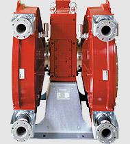 Продукция Bredel: Шланговый насос SPX 100D