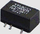 SMT DC/DC – преобразовательные модули с выходной мощностью 1 Вт