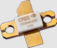 CGH40120F - транзисторы с выходной мощностью 120 Вт