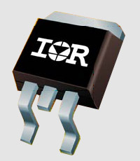Мощные МОП-транзисторы от International Rectifier