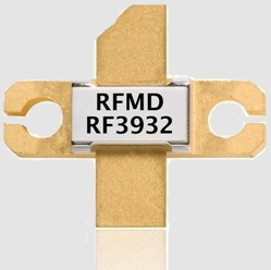 GaN несогласованный транзистор компании RF Micro Devices