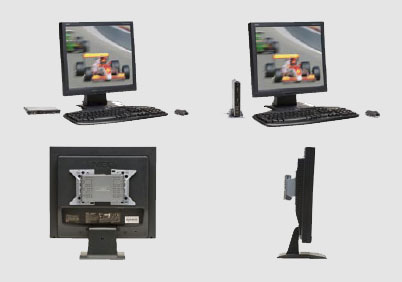NEC US110 : Один из самых компактных PC в мире !