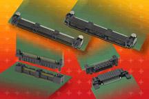 Samtec расширяет серию разъемов Q2 модификациями, которые монтируются под прямым углом и на краю плат