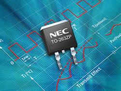 NEC расширяет линейку NP-Series МОП-транзисторами (PowerMOFSET) высокой прочности